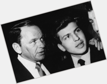 11th December 1963: American singer and actor Frank Sinatra with his son Frank Sinatra Jnr. (Photo by Keystone/Getty Images)