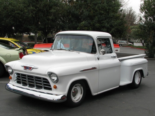 Car 1956 Chevy 5