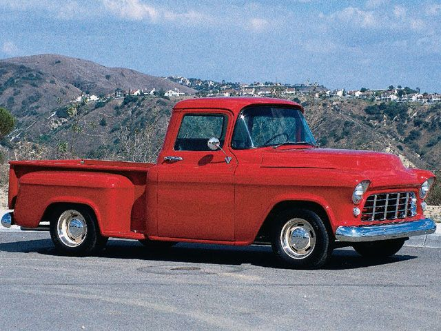 Car 1956 Chevy 7