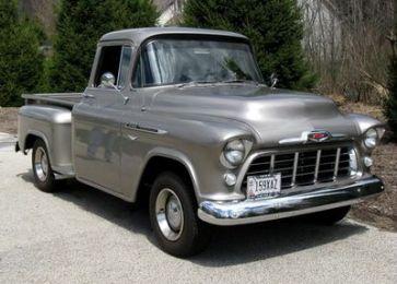 Car 1956 Chevy 9
