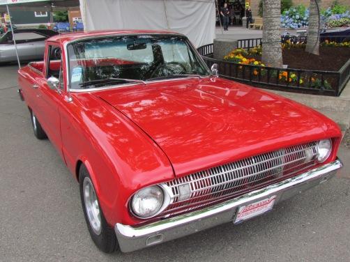 Car 1961 Ford Ranchero 4