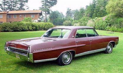 Car 1964 Bonneville