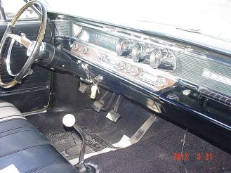 Car 1964 Pontiac rare 4 speed