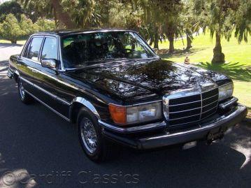 Mercedes Benz 6.9 1979