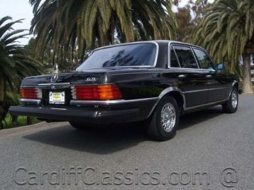 Mercedes 6.9 my dream car