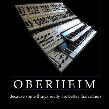 Oberheim 8 voice add