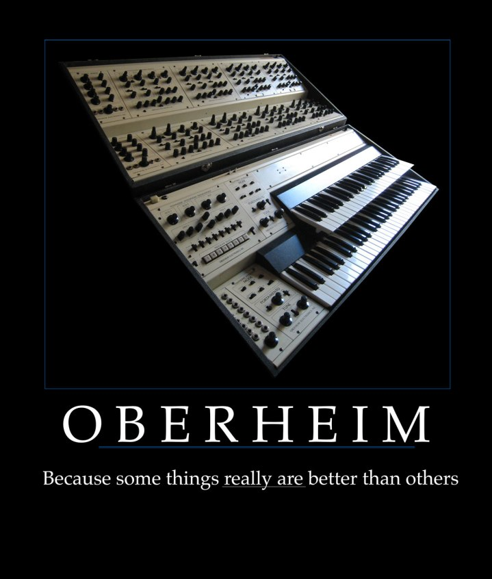 Oberheim 8 voice add