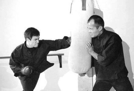 Bruce Lee Dan Inosanto