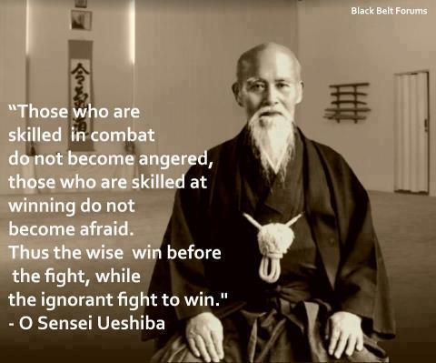 Sensei Ueshiba