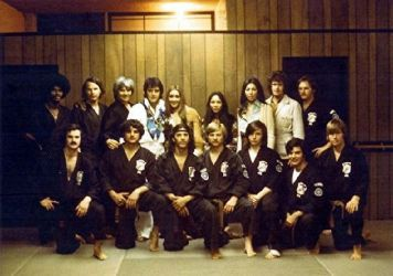 Ed Parker DoJo With Elvis