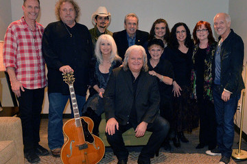 Emmylou Harris and Ricky Skaggs and Brian Ahern and Brad Paisley