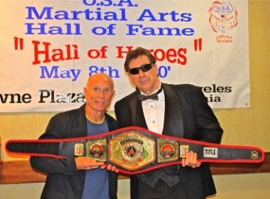 Bill Wallace and Frank Dux
