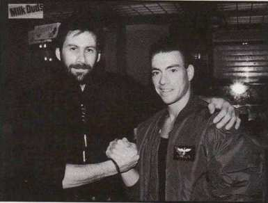 Frank Dux and Jean Claude