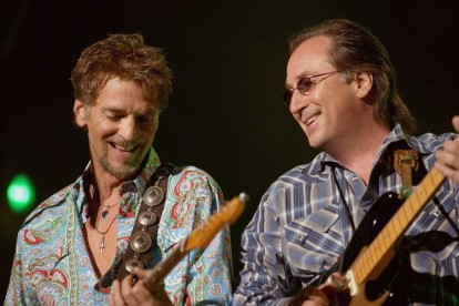 Kenny Loggins and Jimmy Messina