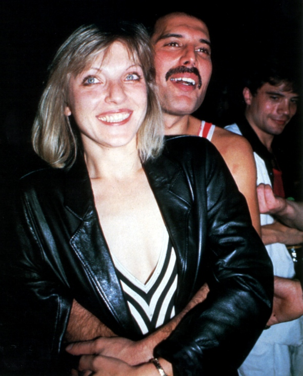 Freddie Mercury and Mary Austin The Love Of His Life