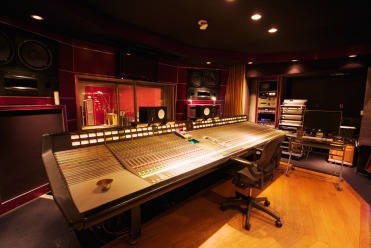 Paramount Recording Studios in Hollywood