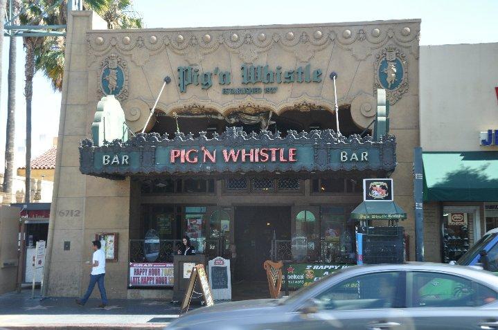 Pig'N Whistle