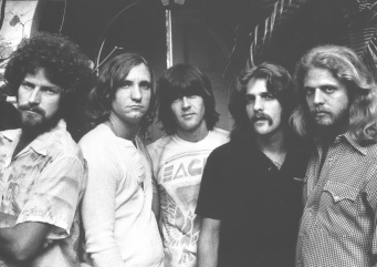 Notice Joe Walsh was there With Randy Meisner