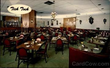 Tick Tock Restaurant Hollywood