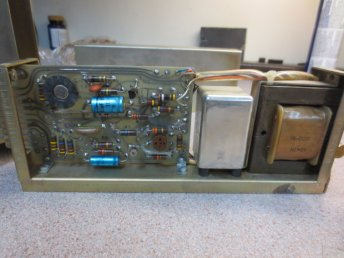 Wally Heider Mic Preamp