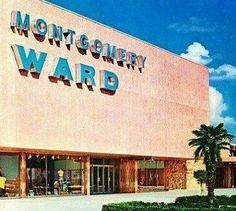 Bakersfield Montgomery Ward