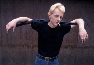 Billy Zoom with that James Dean look