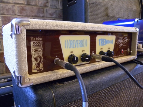 Billy Zoom Amplifier