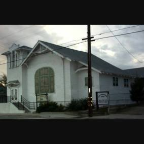 The first Church I went to