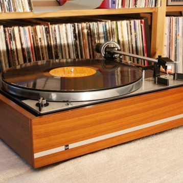 Dual 1219 my second turntable