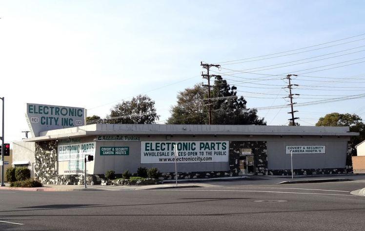 Electronic City 3