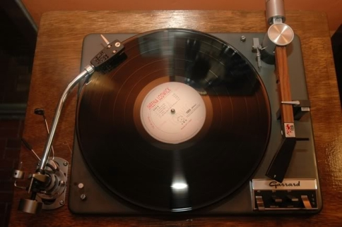 Garrard Lab 80 with SME arm