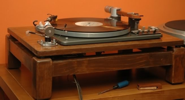 Garrard Lab 80 with SME custom