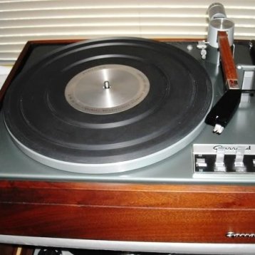 My introduction to Stereo Hi Fi the Garrard Lad 80