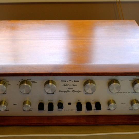 SAE Pre-Amp