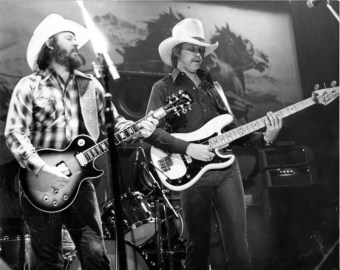Toy & Tommy Caldwell - Marshall Tucker