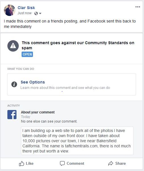 Facebook Censorship 3
